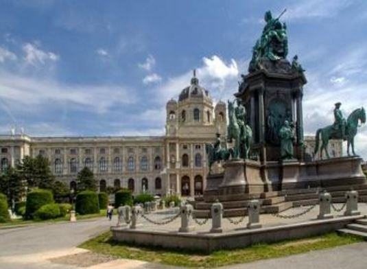 Vienna, as the capital of Austria