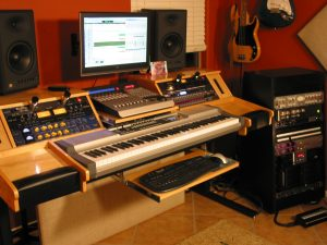 custom made furniture for your music studio