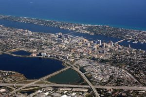 Palm Beach County, FL, a beautiful place to live after moving to Florida