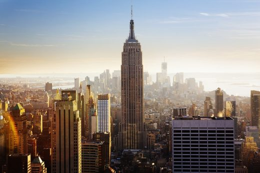 A view of NYC, move with NYC moving tips and enjoy it every day