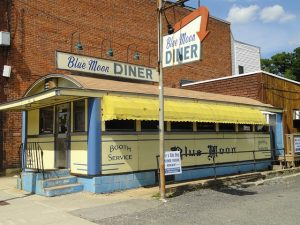 A diner in MA.