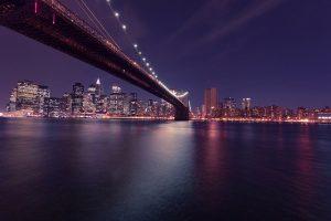 Bridge in New York.