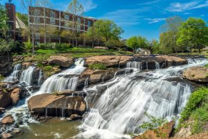 A part of Greenville.