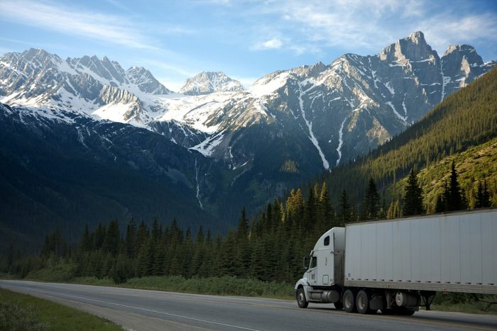 Moving gym equipment in a long-distance moving truck