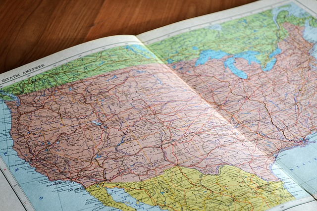 Where are Americans moving to