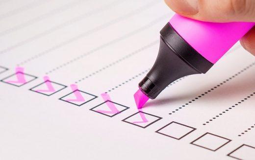 College relocation checklist