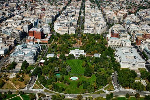 Washington D.C. City - Moving to Washington D.C.