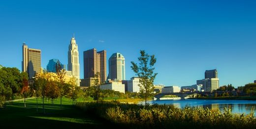 Columbus, one of the best college towns in the US