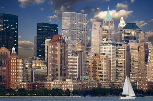 New York City - Collect some ways to find a cheap apartment in New York.