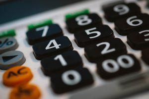 A calculator.