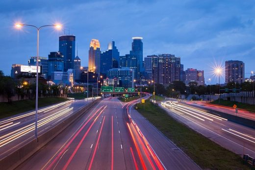 Minneapolis Skyline - Get to know Minneapolis as the back of your hand