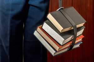 Books, student, study,