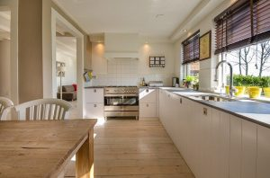 Kitchen - Take your time so you can find the best way to protect kitchen appliances when moving.