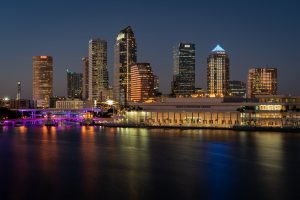 Tampa - one of the affordable Florida cities