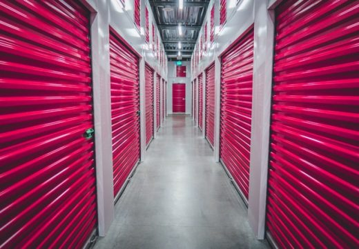 a storage unit, read about Storage renting for beginners
