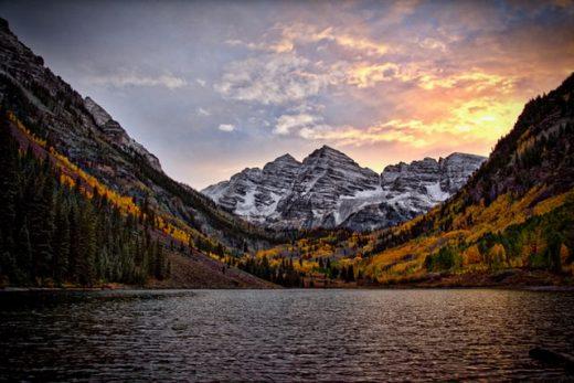 an image of mountains, explore Parker, Colorado